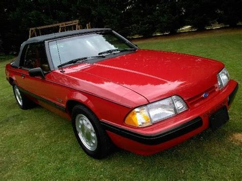 how cars run 1989 ford mustang windshield wipe control find used 1989 ford mustang lx in spartanburg south carolina united states for us 17 300 00