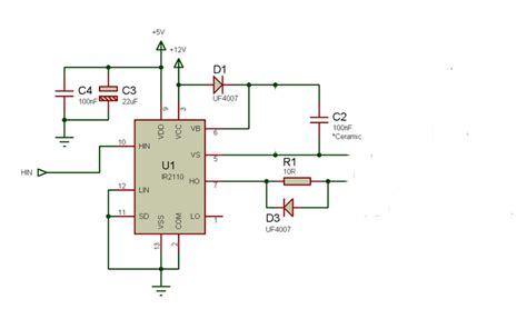 importance of resistors in electronics switch mode power supply how to test a ir2110 electrical engineering stack exchange