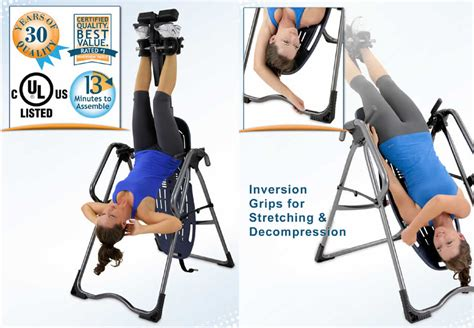 teeter hang ups ep960 inversion table ep 960