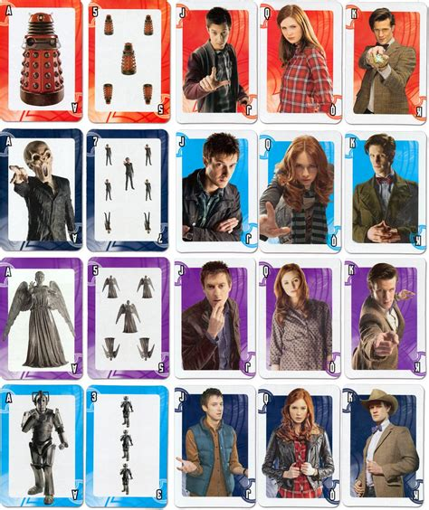 doctor who cards dr who adventures the world of cards