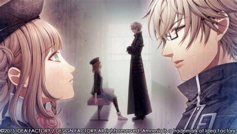 amnesia memories gets new screenshots featuring kent he