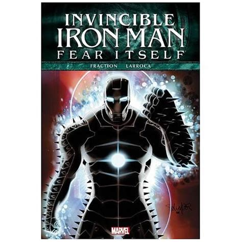 Novel Fear iron fear itself graphic novel marvel iron graphic novels at entertainment earth