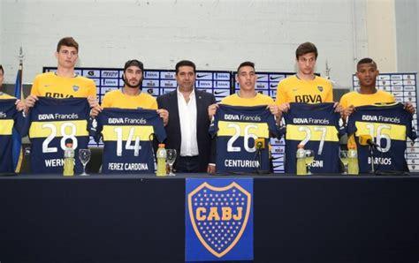 refuerzos colombianos boca refuerzos colombianos de boca juniors 2016 boca juniors