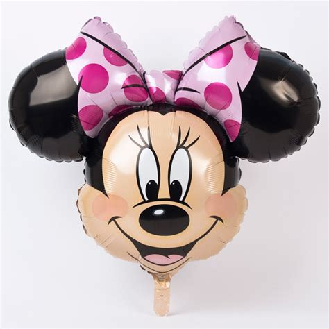 Balon Foil Minnie Mouse by Disney Minnie Mouse Supershape Foil Helium Balloon Only
