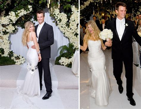 Fergie And Church Show How Its Done Hollyscoop by Fergie Josh Duhmel Wedding Inspiration