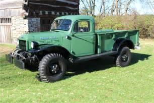 1946 dodge power wagon 191057