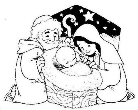 imagenes navidad niño dios adorando ni 241 o jes 250 s dibujalia dibujos para colorear