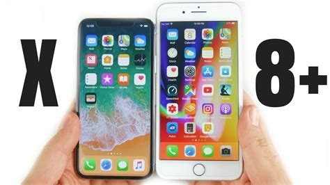should you buy iphone x or iphone 8 plus