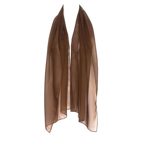 Plain Chiffon Scarf classic plain chiffon scarf ebay
