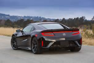 2016 acura nsx price specs review and photos