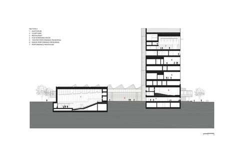 What Is Section 6 by Gallery Of Logan Center For The Arts Of Chicago Tod Williams Billie Tsien