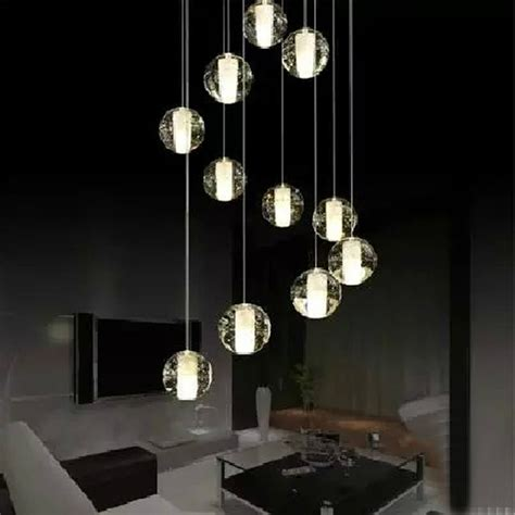 Modern Hanging Pendant Lights Aliexpress Com Buy Crystal Ball Pendant Light Modern