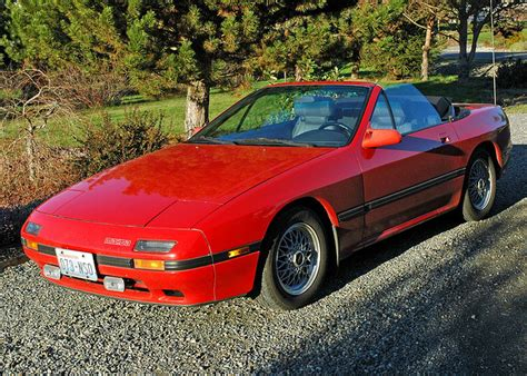 small engine maintenance and repair 1988 mazda rx 7 lane departure warning damaged mazda rx 7 leads to poetic craigslist tribute the news wheel