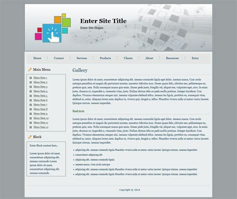 what are html templates html templates