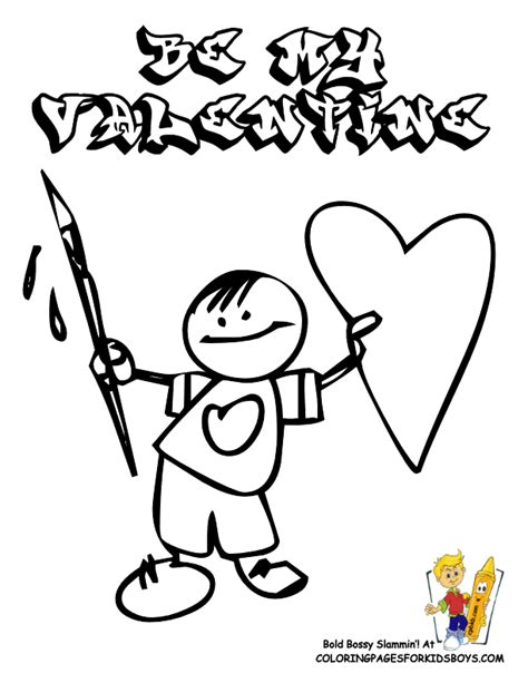 Valentines Coloring Pages Kids Valentines Free Mom Valentines Coloring Pages For Boys