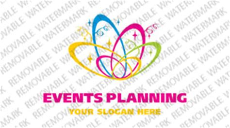 Event Planner Logo Template Event Planner Logo Template 15553