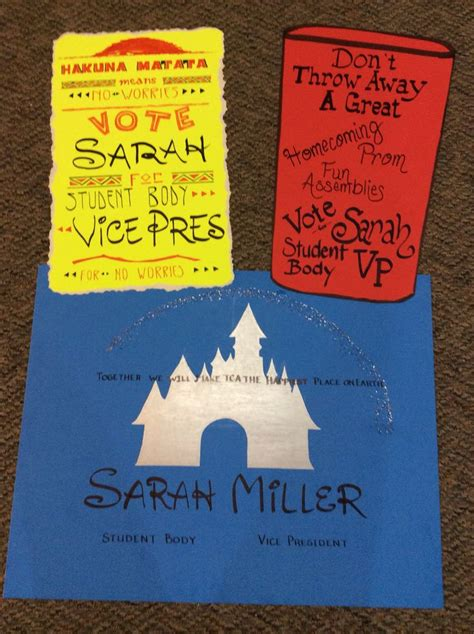 17 Best Ideas About Presidential Caign Posters On - 25 best ideas about student council posters on