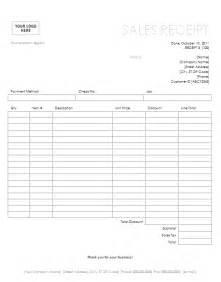 Template For Sales Receipt Receipts Template New Calendar Template Site