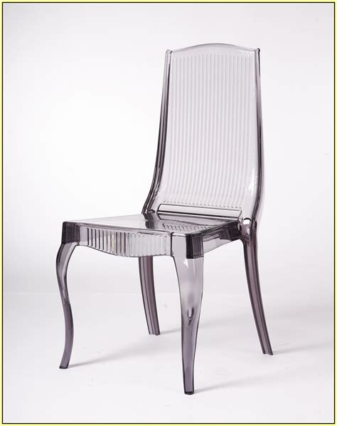 Clear Dining Chair Furniture Design Acrylic Dining Chairs Ideas Clear Dining Chairs With Wood Table Clear Dining