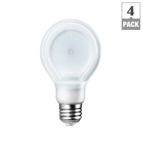 Philips Led Light Bulbs Dimmable Philips Slimstyle 40w Equivalent Daylight 5000k A19 Dimmable Led Light Bulbs 4 Pack 433219