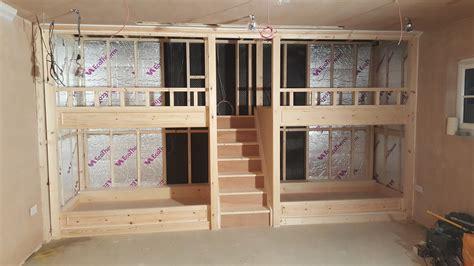 Pictures Of Bunk Beds Built In by Bespoke Bunk Beds Bespoke Built Platforms Bunkbeds