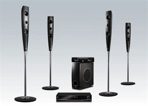 home theatre systems lg ht 762 dvd 5 1 surround sound