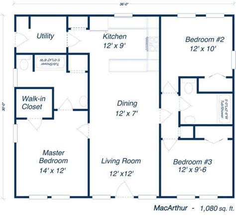 Builders Floor Plans Metal Building Home Plans Smalltowndjs