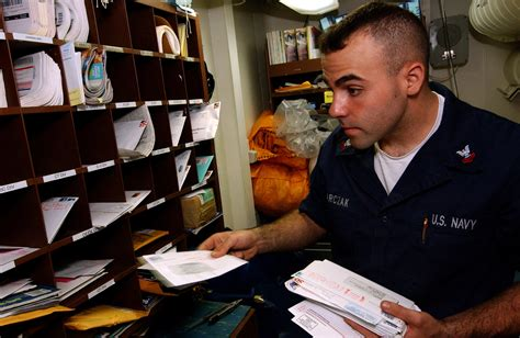 file mailroom at cruiser uss normandy jpg