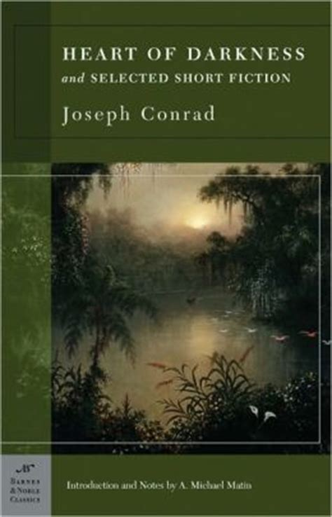 main themes in heart of darkness by joseph conrad heart of darkness and selected short fiction barnes