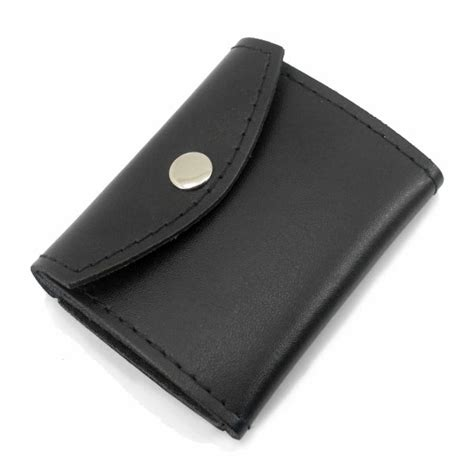 Security Pocket Card Template by Rothco Black Leather Concealed Carry Badge Shield License