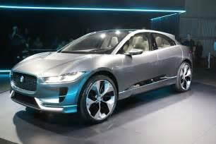 Future Jaguar I Pace Just Step In Jaguar Electrification Plans