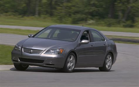Acura Rl 2005 by 2005 Acura Rl Front Left Side Photo 10