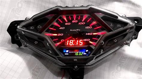As Standar Vario 125 Shaft Stand 1 custom speedometer vario 150 fi