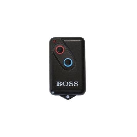 bosssteel lineguardian gate garage door remote control