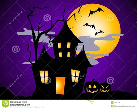 Haunted House Clipart Free