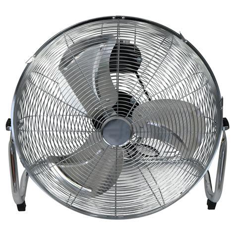 best air circulator fan 20 inch 50cm chrome floor standing gym fan air circulator