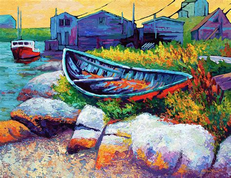 boat paint cost east coast boat painting by marion rose