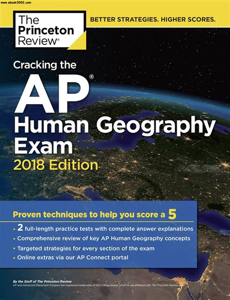 Cracking The Ap Chemistry 2018 Edition Proven Techniques cracking the ap human geography 2018 edition proven