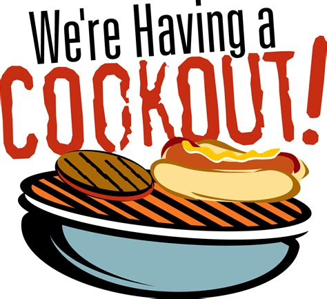 Cookout Clipart cook out clip clipart best