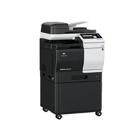 photocopieur bureau photocopieur konica minolta bh c3851fs capital bureautique