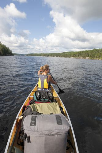 quetico canoes guided quetico canoe trip