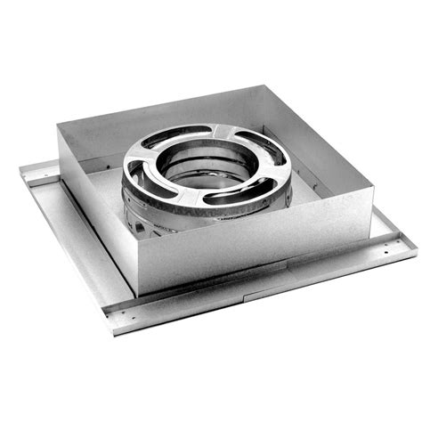 ceiling fan support box ceiling box support 3 pellet vent pro cathedral ceiling