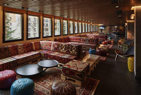 restaurant design maker generator paris designagency archdaily