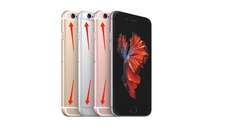 Iphone 5s Big Belakang apa fungsi garis pembatas di kover belakang iphone 6s