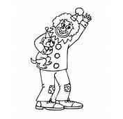 S&233lection De Dessins Coloriage Clowns &224 Imprimer Sur LaGuerche