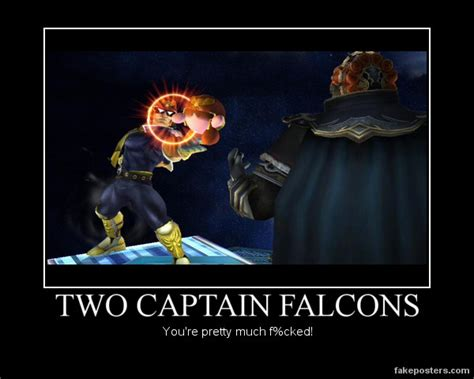 Captain Falcon Memes - two captain falcons by shadowtoast102 on deviantart