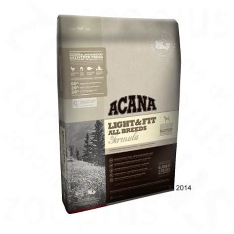 acana light fit food acana light fit great deals at zooplus