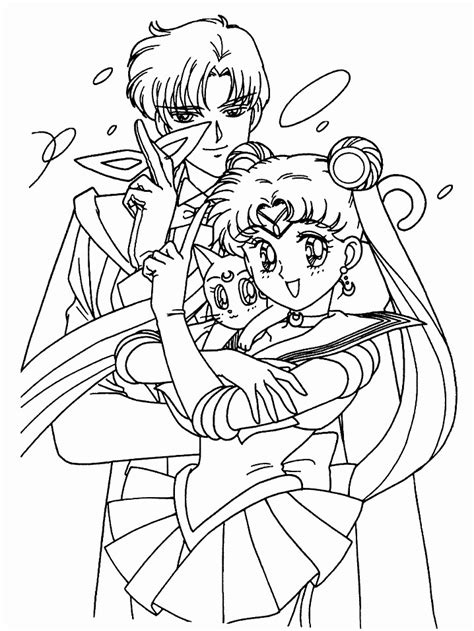 coloring pages sailor moon printable coloring pages sailor moon az coloring pages