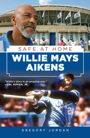 former kansas city royal willie mays aikens discusses his