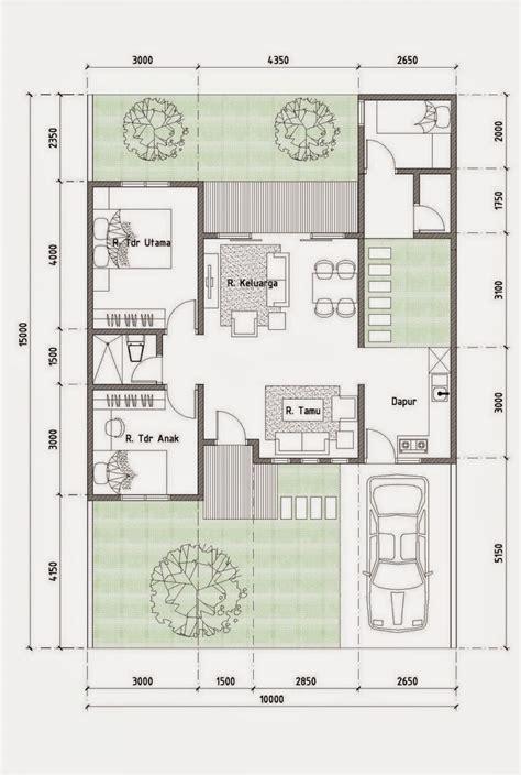 layout rumah type 70 denah rumah mewah minimalis type 70 rumah dan desain
